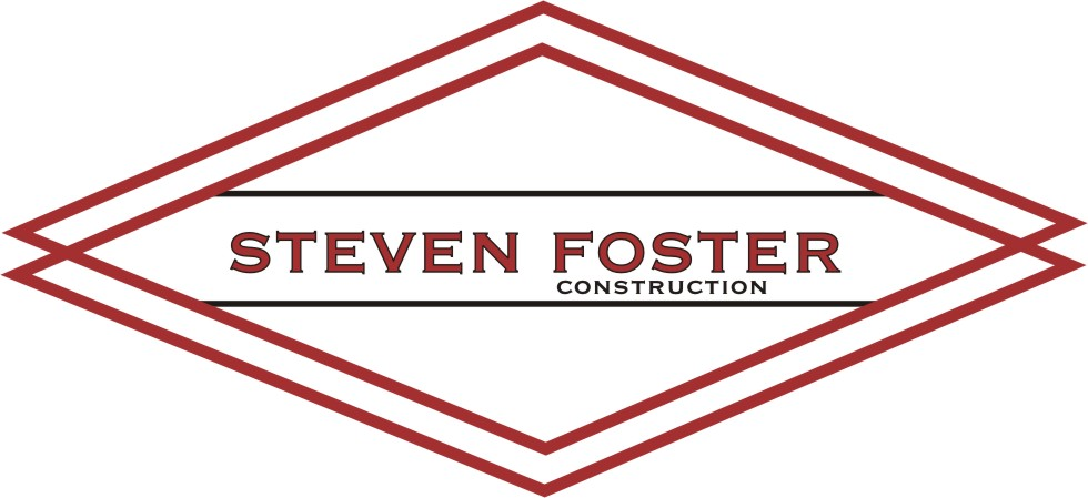 Steve Foster Construction & A General Contractor Logo